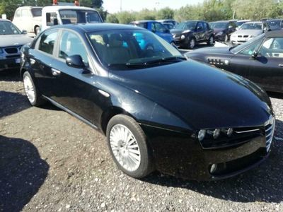 usata Alfa Romeo 159 2.4 JTDm 20V Distinctive 5 PORTE