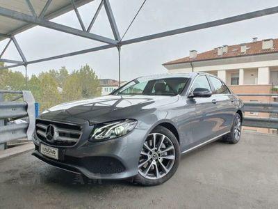usata Mercedes E220 4Matic Auto Business Extra