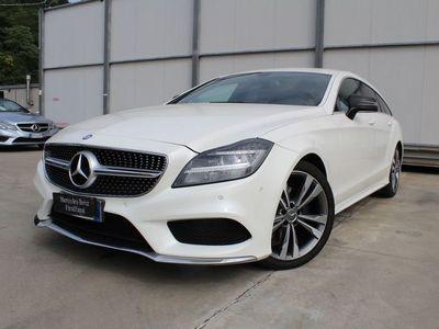 begagnad Mercedes CLS250 CLSCDI SW BlueEFFICIENCY