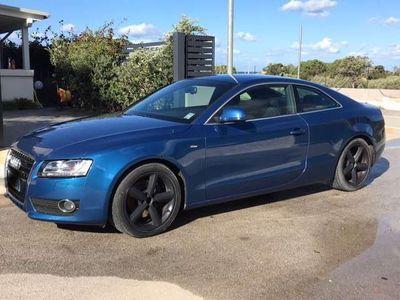 usata Audi A5 coupe' 3.0 tdi quattro S line