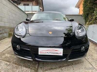usado Porsche Cayman 3.4cc 295cv solo 98.000km Perfetta