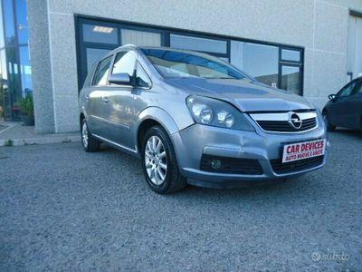 usata Opel Zafira 2ª 2007 1.6 94 CV METANO 7 POSTI