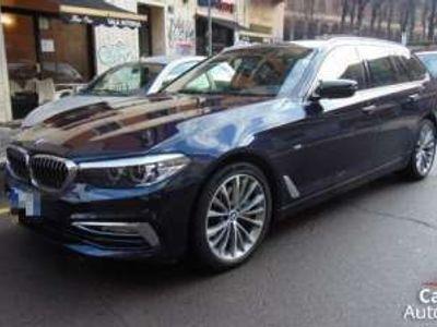 usata BMW 540 i xDrive Touring Luxury Benzina