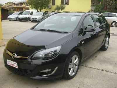 usata Opel Astra 1.4 Turbo 140CV Sports Tourer GPL Tech Elective