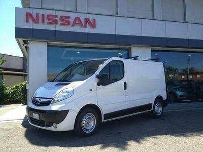 usata Opel Vivaro 2.0 CDTI EURO5 KM 120.000 PREZZO IVA INCLUSA