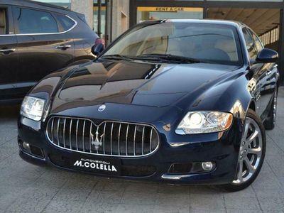 usata Maserati Quattroporte 4.7 V8 S UniPro/Tagliandi/
