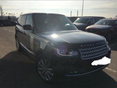 brugt Land Rover Range Rover Range Rover 3.0 SDV6 HEV Autobiography