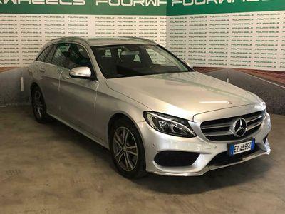 używany Mercedes C250 d S.W. 4Matic Automatic Premium
