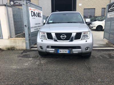 usata Nissan Pathfinder 2,5 DCI PLATINUM LE