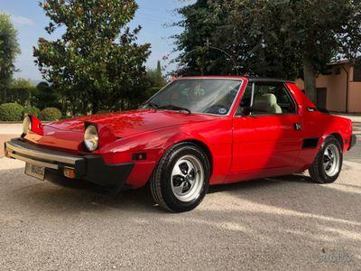 usata Fiat X 1/9 Five Speed 1981 1500