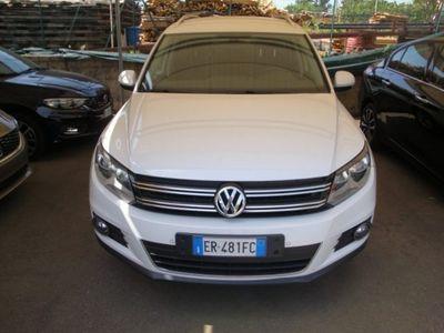 used VW Tiguan 2.0 TDI 140 CV Sport & Style BlueMotion Technology rif. 11650991