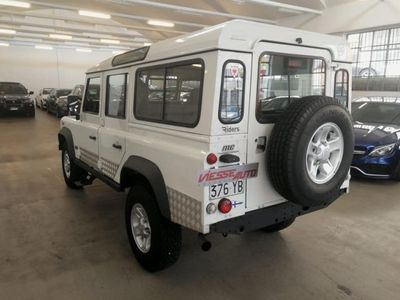 brugt Land Rover Defender 110 2.5 Td5 cat Station Wagon A