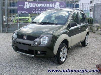 używany Fiat Panda Cross 1.3 MJT 16V 4x4