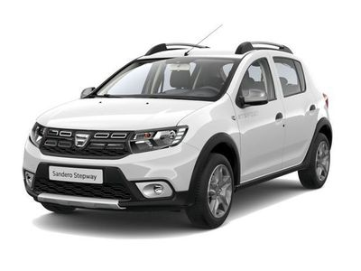 usata Dacia Sandero Stepway 0.9 TCe Turbo GPL 90 CV S&S Comfort