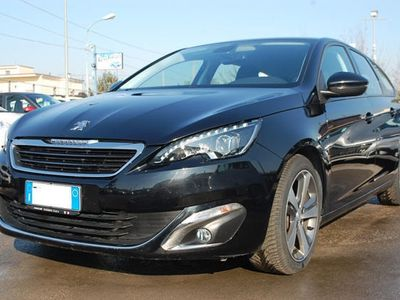 usata Peugeot 308 1.6 BlueHDi 100CV S&Stop Allure Business Km-61161