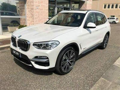 usata BMW X3 xDrive30d 249CV Luxury del 2018 usata a Firenze
