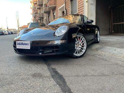 usata Porsche 911 4S CABRIOLET UFFICIALE KM 69000!!