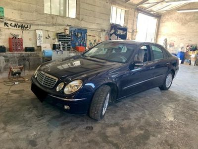 usata Mercedes E240 cat GPL
