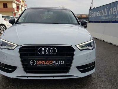 usata Audi A3 spb 1.4 tfsi metano s tronic g-tron *luxury* full optional