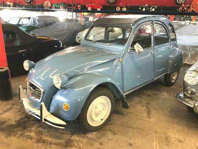 usata Citroën 2CV -