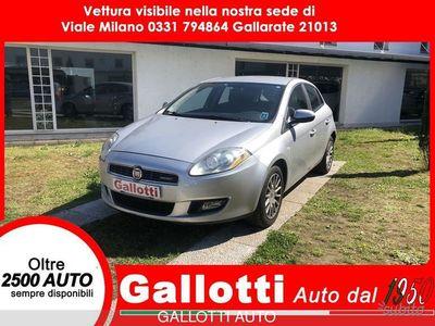 begagnad Fiat Bravo 1.9 MJT 120 CV Emotion