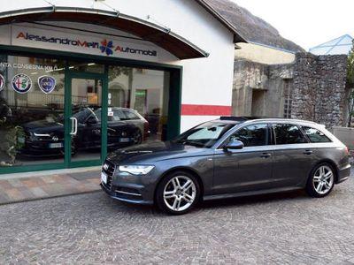 brugt Audi A6 3.0TDI 272cv Quattro Business Plus, S-Line!