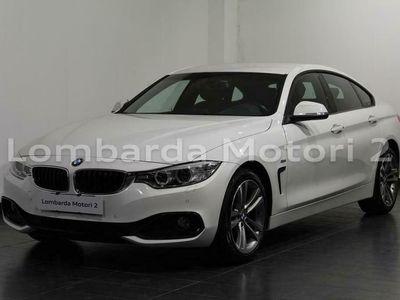 usata BMW 420 Gran Coupé d xdrive Sport 190cv