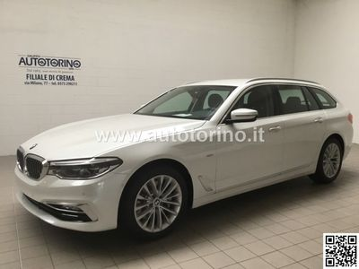 brugt BMW 530 SERIE 5 TOURING D TOURING 183KW