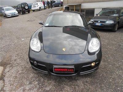 "usata Porsche Cayman 3.4 S Manuale Xeno Pelle 19\\\""!!!!!!! Usato"