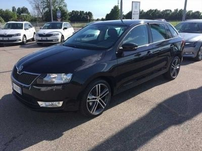 usado Skoda Rapid / 1.6 TDI 115 CV Design Edition