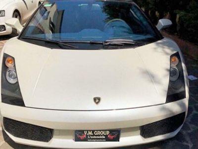 usata Lamborghini Gallardo Gallardo5.0 V10 Spyder E-Gear Carbon