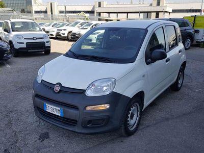usata Fiat Panda 1.2 Pop Van 2 posti CLIMA