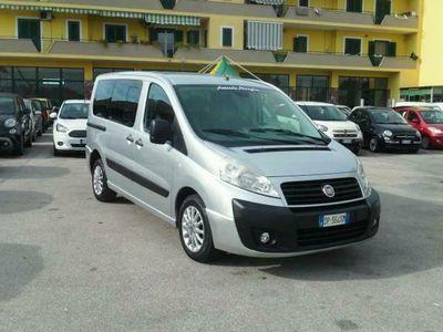 usata Fiat Scudo 2.0 m-jet 120cv panorama executive 6 posti autocar