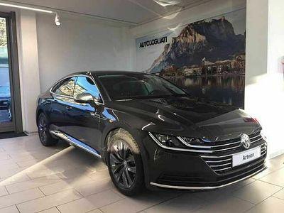 usata VW Arteon 2.0 TDI 190 CV DSG Elegance BlueMotion Technology