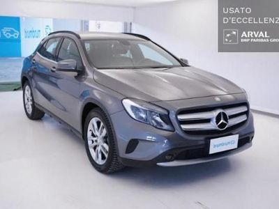second-hand Mercedes 170 GLA Executive 4matic auto 2.1 Diesel