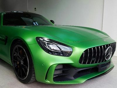 usado Mercedes AMG GT R ..Verde opaco...disponibile in sede!!