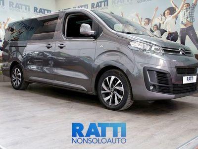 usata Citroën Spacetourer BlueHDi 180CV S&S EAT6 XL Business