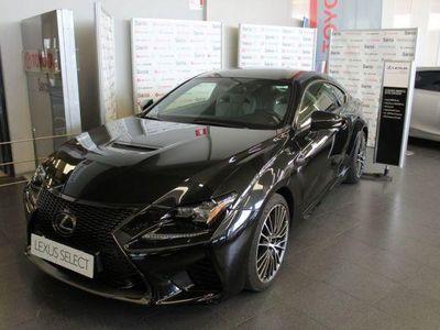 usata Lexus RC F Luxury del 2017 usata a Curno