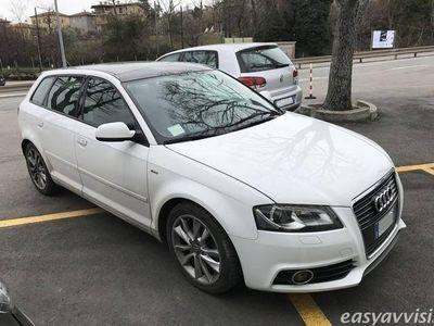 usata Audi A3 SPB 2.0 TDI S-LINE - TETTO XENON
