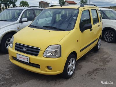 usata Suzuki Wagon R 1.3 92 cv GPL (4X4)