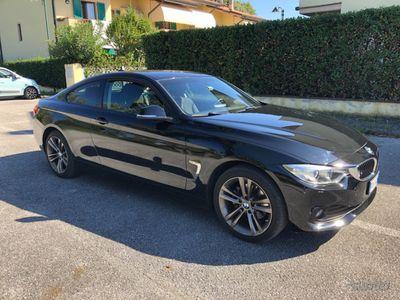 usata BMW 420 D Coupé xdrive