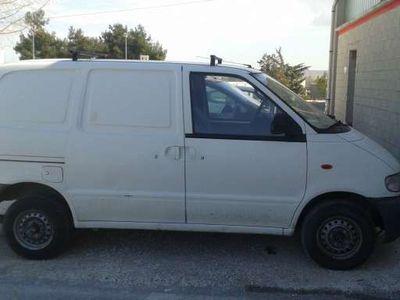 used Nissan Vanette Practic 2.3 diesel PC Furgone