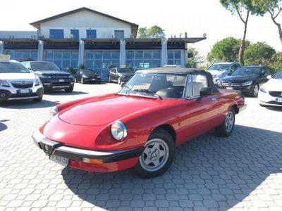 usata Alfa Romeo Spider 2.0i cat rif. 13373694