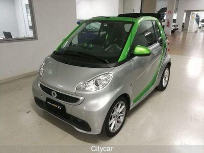 usata Smart ForTwo Electric Drive cabrio