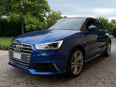 brugt Audi S1 SPB 2.0 TFSI quattro