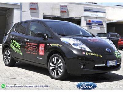 usata Nissan Leaf Tekna - TRATTATIVA RISERVATA IN SEDE