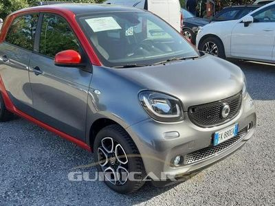 usata Smart ForFour 1.0 Passion 71cv twinamic