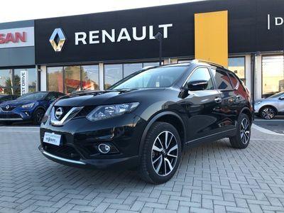usata Nissan X-Trail 1.6 dci Acenta Premium 2wd 7p.ti xtronic E6 1.6 DCI ACENTA PREM. C/AUT. 7posti