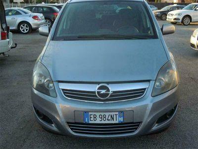 usata Opel Zafira 1.7 CDTI 125CV Cosmo