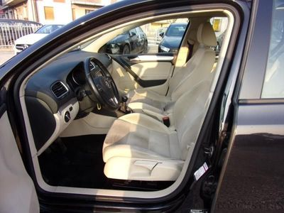 usata VW Golf VI 2008 Benzina 1.6 Highline bi-fuel 5p